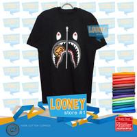 T-Shirt A BATHING APE - BAPE X MILO SHARK / Kaos A BATHING APE - BAPE