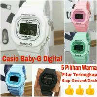 Jam Tangan Digital Wanita Casio BABY-G (Fitur Terlengkap)