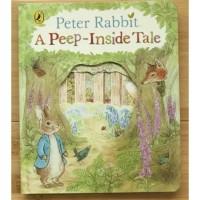 Peter Rabbit A Peep-Insiede Tale ( Board Book )
