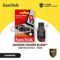 Flashdisk Sandisk Cruzer Blade CZ50 16GB