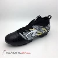 Sepatu Bola Specs Original Heritage FG Black Gold White 100797 BNIB