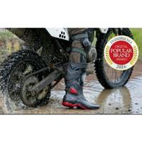 MitraRR Sepatu touring cross trail balap drag Anti Air AP BOOTS MOTO 3