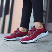 sneakers wanita adidas alphabounce running  sepatu joging sport cewek