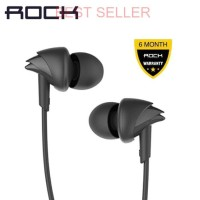 ROCK Lava Y1 Stereo - IEM / Earphone with Mic Microphone