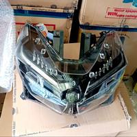lampu depan headlamp set assy vario new 125-150 2018 2019