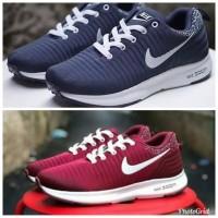 New nike airmaxx / Fashion pria/ Sepatu keren - Biru, 40