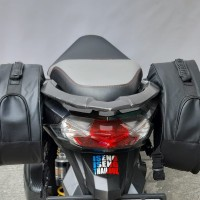 Tas Samping Motor/Side Bag Kiri - Kanan,MREK M&M ORIGINAL Produk Lokal