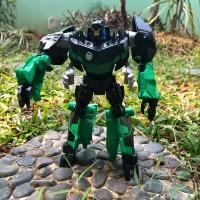 Mainan Robot Metal Transformer Grimlock- Wei Jiang Warrior Tight Wire