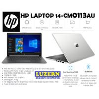 LAPTOP GAMING HP 14-CM0113AU-A9-9425|4GB|SSD 128GB|AMD R5|14|W10 ORI|