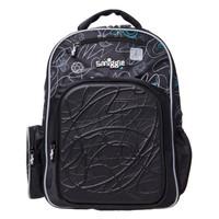 SMIGGLE BACKPACK HARDTOP EXPLORE ULTRA HITAM Smiggle Backpack for Boy
