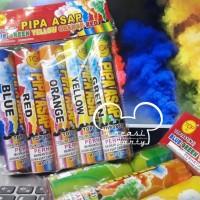 Smoke Bomb 60 Detik / Smoke Colour / Bomb Smoke / Pipa Asap