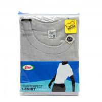 Kaos Dalam / T-Shirt / Kaos Oblong Pria Rider Abu / Pakaian / Baju Gym