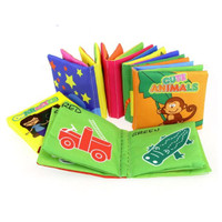 TweedyToys - Buku Bantal Bayi - Soft Book Lucu