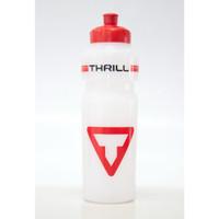 BOTTLE THRILL 750ml CLR/RED LOGO INRED