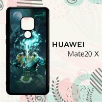 Casing Huawei Mate 20 X Custom Dota 2 Juggernaut Arcana LI0326