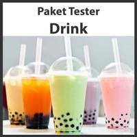 Sample Package / Paket Tester (all flavor powder & tea variant)