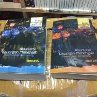 Paket 2 Buku Akuntansi Keuangan Menengah Kieso weygandt edisi IFRS