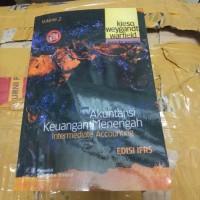 Buku Akuntansi Keuangan Menengah Kieso Weygandt volume 2 Edisi IFRS