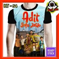 Kaos Adit Sopo Jarwo Animasi TV serial Baju Anak Murah karakter Kartun