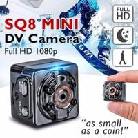spy cam Mini Dv SQ8 Camera Full HD 1920x1080