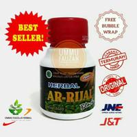 AR RIJAL ARRIJAL BLACK - Jamu-Obat-Kuat-Herbal-Suplemen-Ereksi-Pria