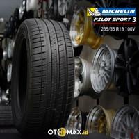 Ban Mobil Michelin Pilot Sport 3st 235/55 R18 100V