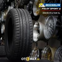 Ban Mobil Michelin (Pilot Sport 4)   205 / 55   R16