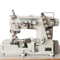 TYPICAL GK 31500 Mesin Kaos - Overdeck - Interlock - Cover Stitch