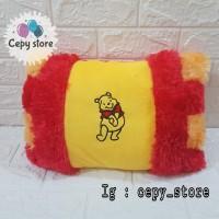 Boneka Bantal Winnie The Pooh / Bantal Boneka Winnie The Pooh Kotak