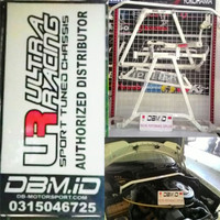Stabilizer Ultra Racing Front Lower 4point Toyota Innova