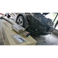 Knalpot HKS HRV HR-V Vezel Legal Muffler Titanium Original 32008-ZH003