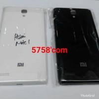 Backdoor Casing Tutup Baterai Xiaomi Redmi Note 1 Original