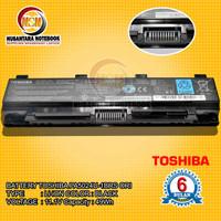 Baterai Laptop Original Toshiba PA5024U-1BRS C800 C840 C855