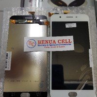 LCD 1SET OPPO F1S A59 A59T ORI READY WHITE