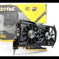 BESTNEW ZOTAC GEFORCE GTX 1050 TI 4GB DDR5 OC SERIES - DUAL FAN