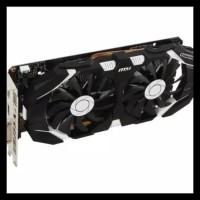 TERBAGUS MSI GEFORCE GTX 1060 3 GB DDR5 - 3GT OC NEW PRODUK