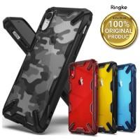 Case iPhone X / XR / XS MAX / XS RINGKE Fusion X Anti Crack ORIGINAL
