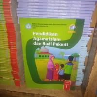 buku paket agama islam dan budi pekerti kelas 1 sd kurikulum 2013
