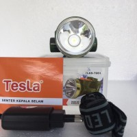 Senter Kepala Selam Tesla 7 Watt Headlamp Diving Tesla 7W Murah