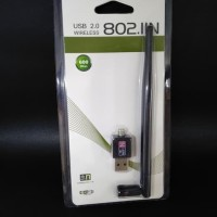 USB WIFI 802 IIN 600Mbps Antena Adapter USB 2.0 Wireless