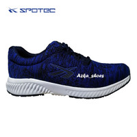 Sepatu Running Spotec Saga - Biru Tua