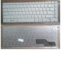 Keyboard Laptop Samsung NP270 NP275 NP 275 NP275E4V NP275E Putih