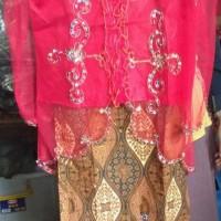 laris Good Seller Baju Adat Sunda Perempuan Tanggung.. - 9-10 Tahun