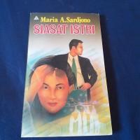 Novel Maria A. Sardjono - Siasat Istri