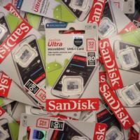 Micro SD SanDisk 32GB Ultra Class10 80mb/s Memory Card Class 10 32 GB