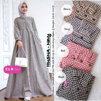 Baju Gamis Syari Murah Wanita Terbaru - Shisa Dress Baju Hijab Muslim
