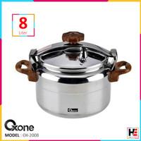 PRESTO Oxone OX-2008 Alupress Pressure Cooker 8lt