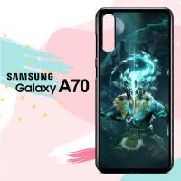 Casing Samsung Galaxy A70 HP Dota 2 Juggernaut Arcana L2853