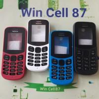 Casing Nokia ASHA 130 N130 (2017)