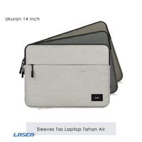 Tas Laptop Bag ANKI Sleeve 14 Inch|Notebook Macbook Case Tahan Air